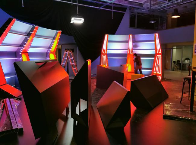 VALORANT Stüdyo Tasarımı