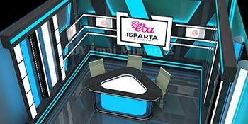 Eba Isparta Stüdyo Tasarımı