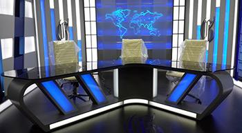 GELİŞİM ÜNİVERSİTESİ Gelişim Üniversitesi Tv Dekor Tasarımı