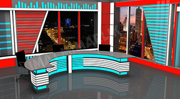 KARDELEN TV Kardelen Tv Stüdyo Tasarımı