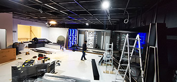 MELTEM TV MELTEM TV Stüdyo Tasarımı