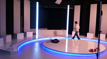 Trt Diyanet Tv Stüdyo Tasarımı