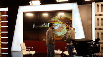 YEMEN - BELQUES TV Yemen Belques Tv Stüdyo Uygulaması